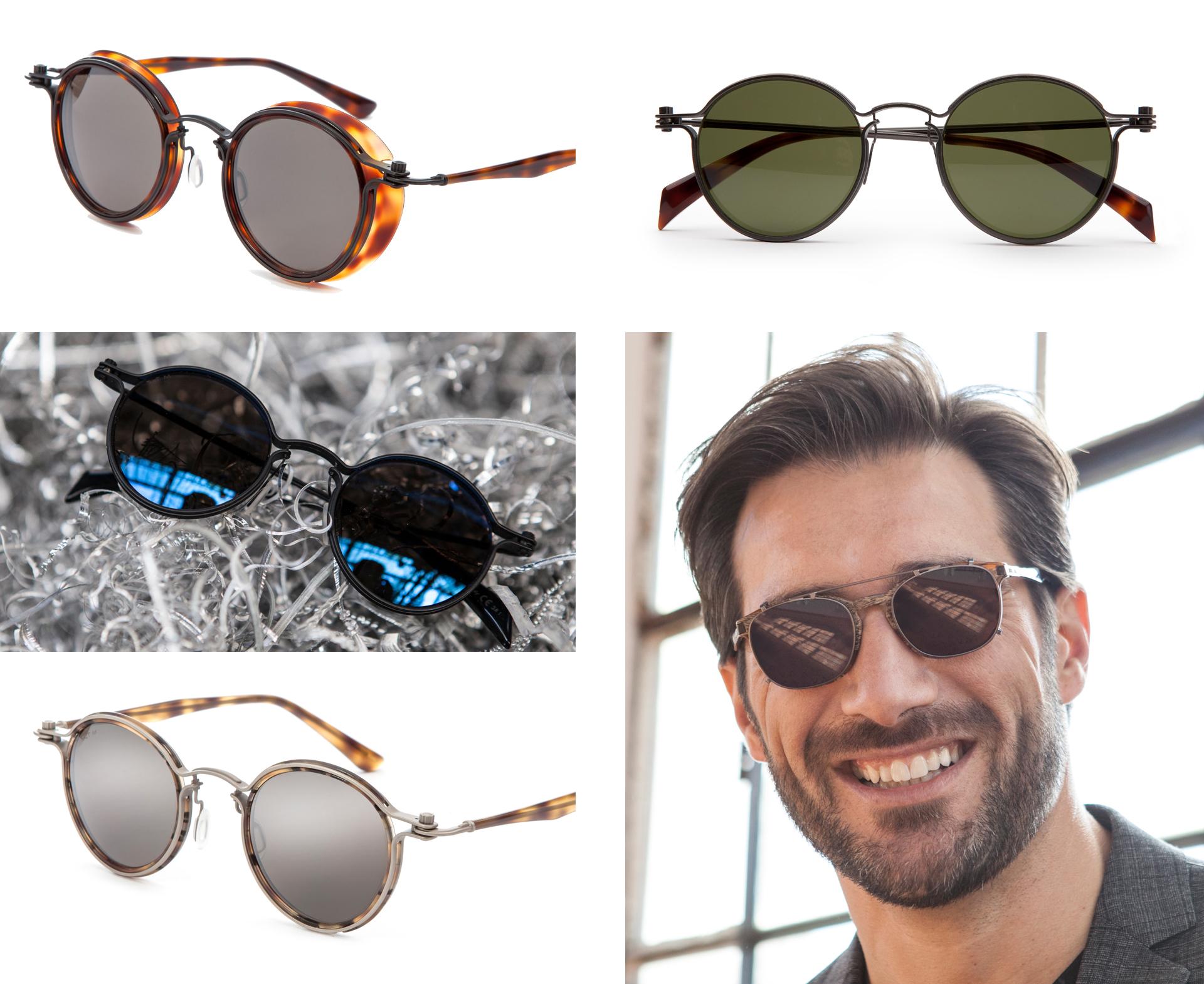 SonnenbrillenKollektion Tavat