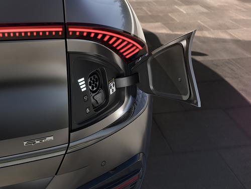 Kia EV6 Hochgeschwindigkeits- Multi- Ladesystem