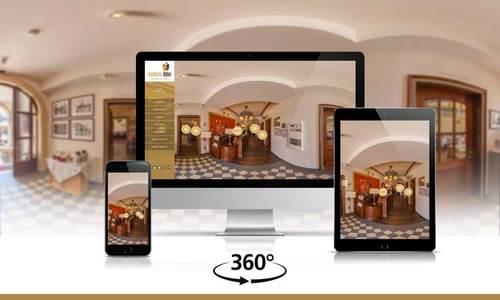 Panoarama - Gasthof Hotel Goldener Adler in Schwäbisch Hall