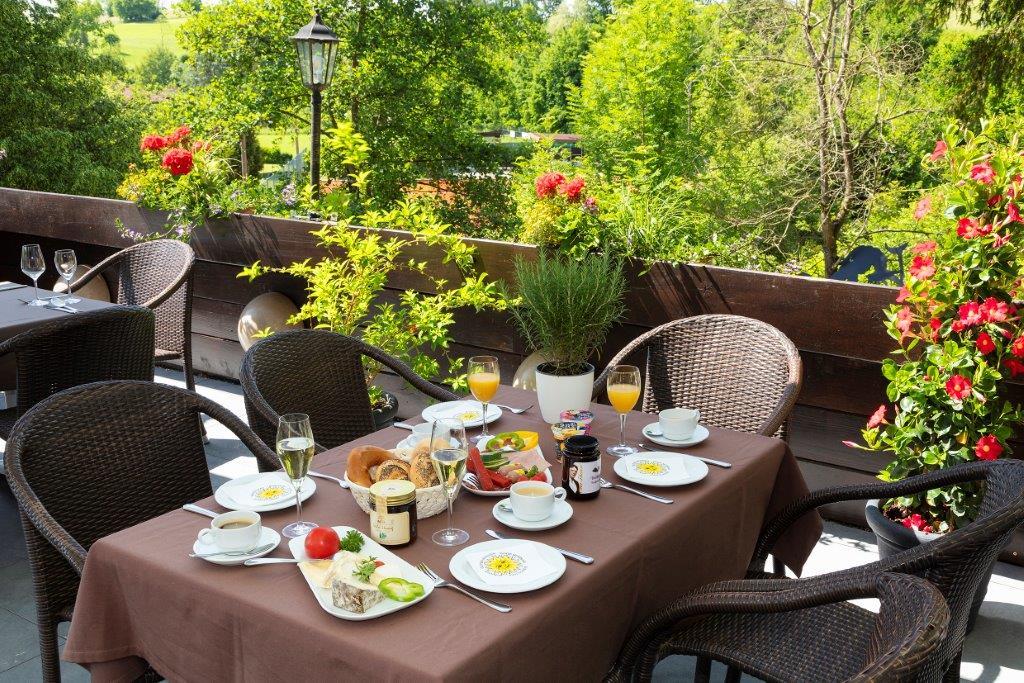 Arrangement für Schluchtensteig Wanderer - mit Sektfrühstück