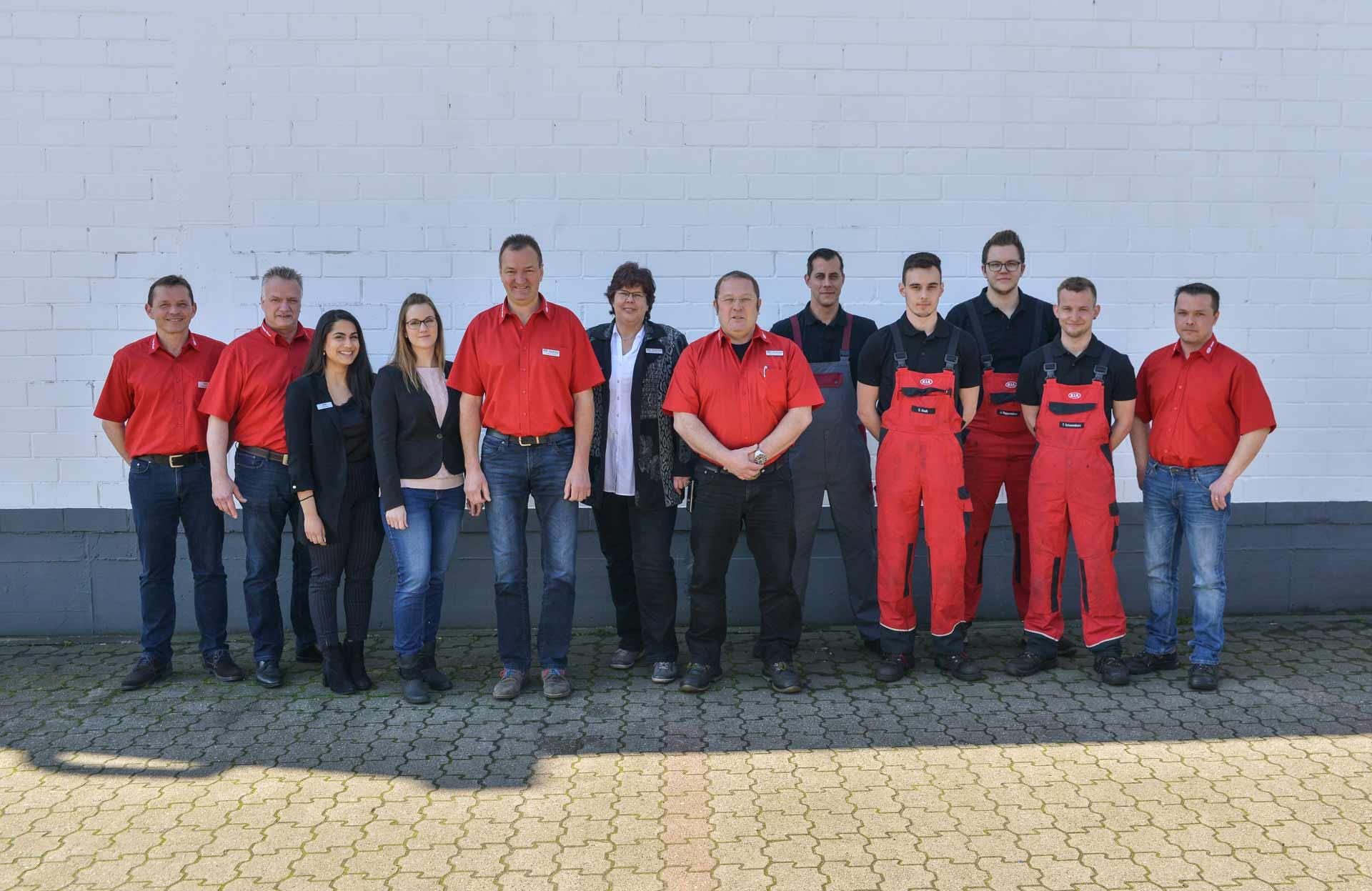 Kia Team Autohaus Wilke