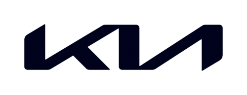 Kia Logo 2021 schwarz