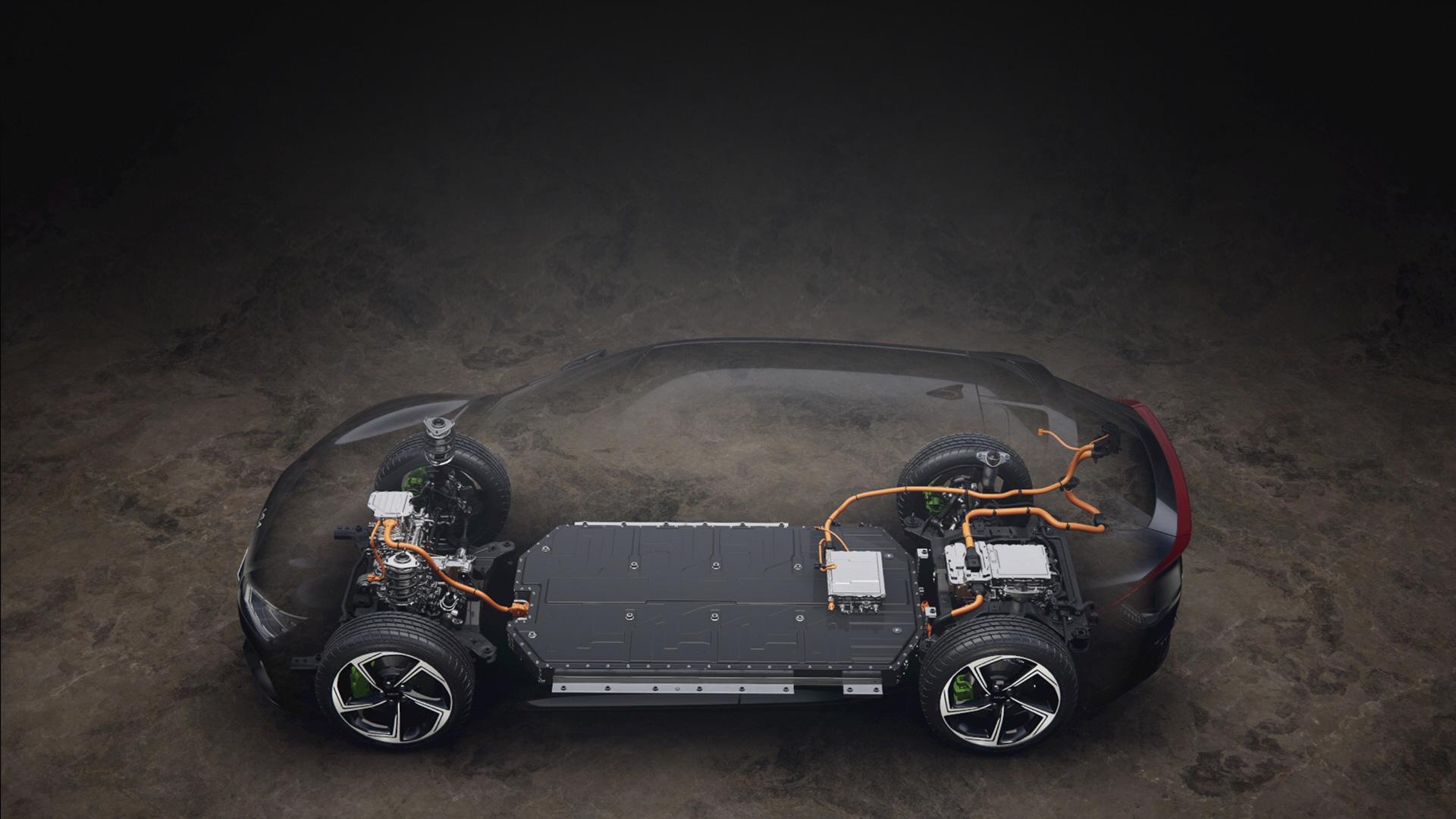 Kia EV6 E-GMP- Plattform