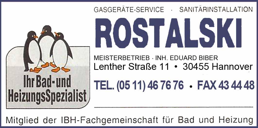 Rostalski