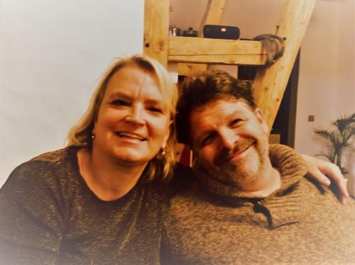 Claudia Müller-Dehren und Josef Dehren