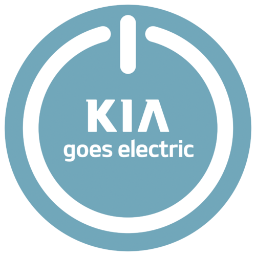 Symbol Kia goes electric