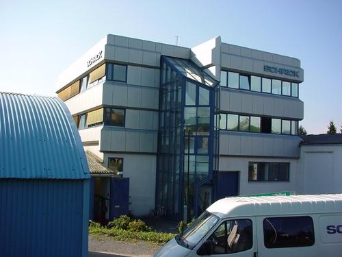 Bürogebäude in Remscheid