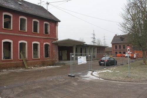 Bahnhof Wadern-Dagstuhl (Altbau)