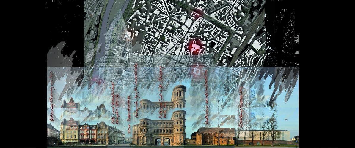 Weltkulturerbe: Die Porta Nigra und die Stadt
